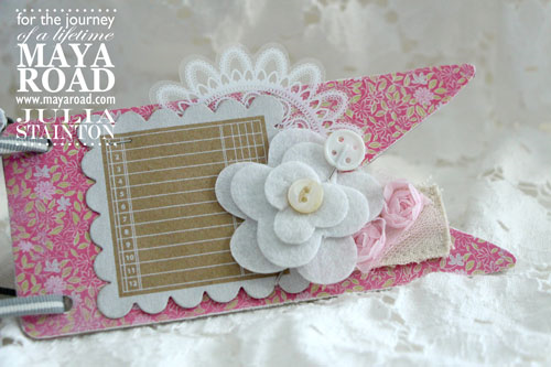 Shabby-mini-printed-page