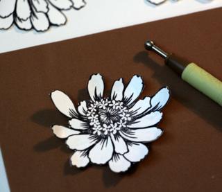 Formed-petals