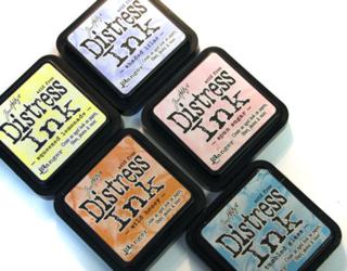 Distress-ink-colors