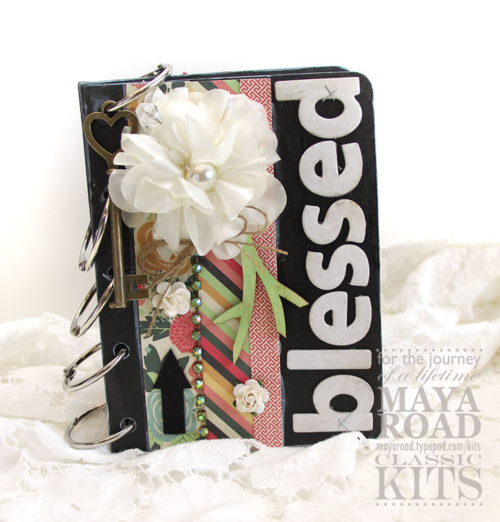 Blessed-mini-album-cover