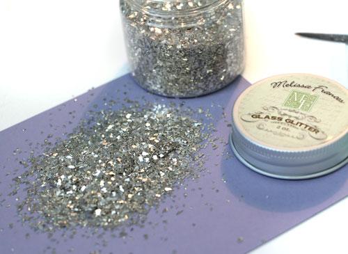 Glass-glitter