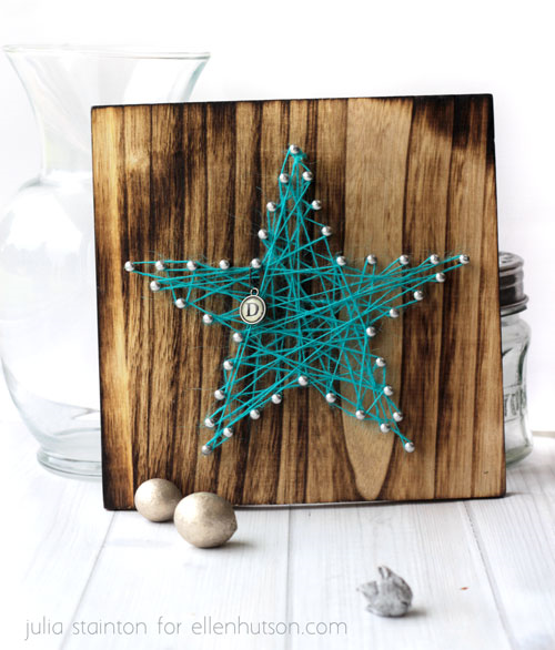 Star-string-board