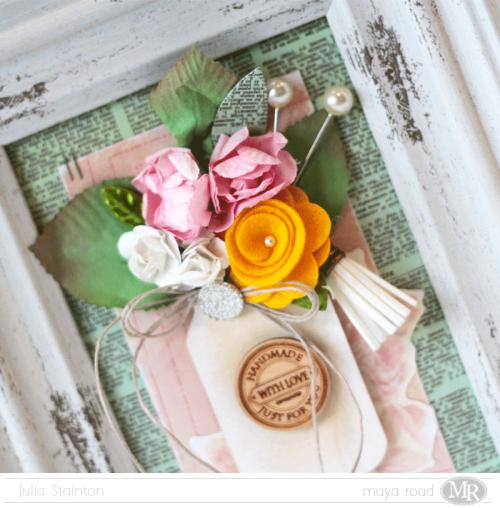 Flower-frame-detail