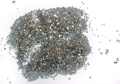 Silver-glass-glitter
