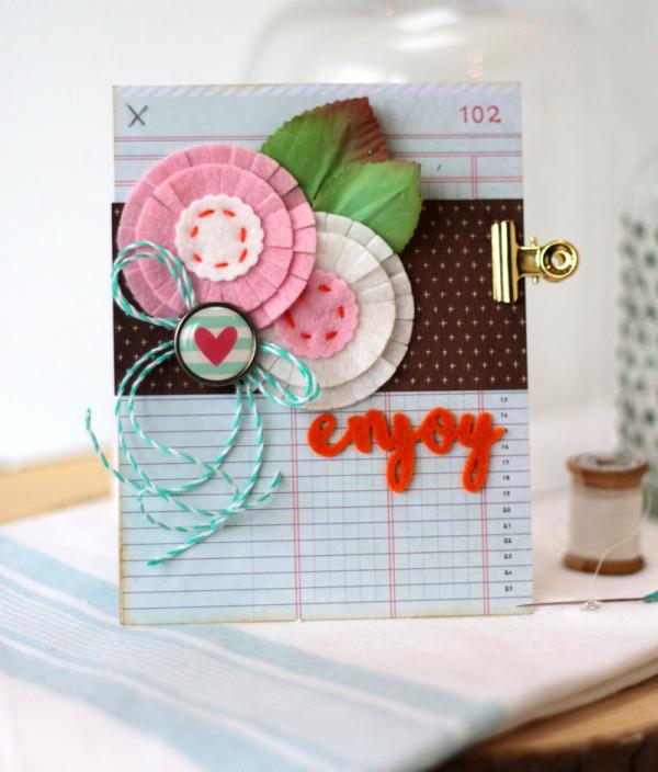Enjoy-felt-flowers-card