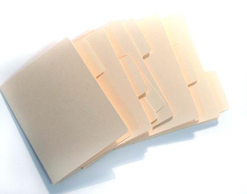 Mini-folders